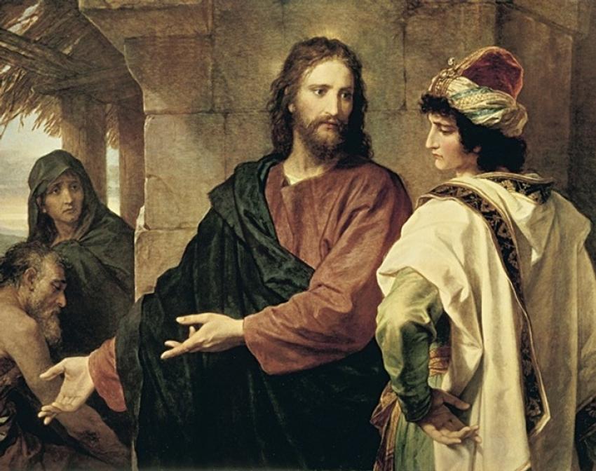 Marcos, un evangelio para los gentiles (XVII): 10: 13-34