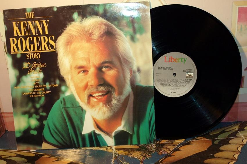 ¡Adios, Kenny Rogers!