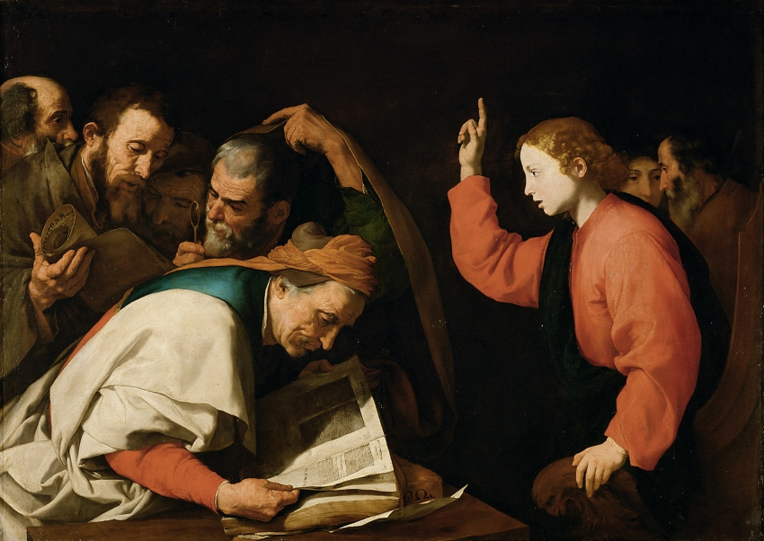 Lucas, un evangelio universal (VI): Antes de la vida pública (IV) (2: 41-52): la niñez