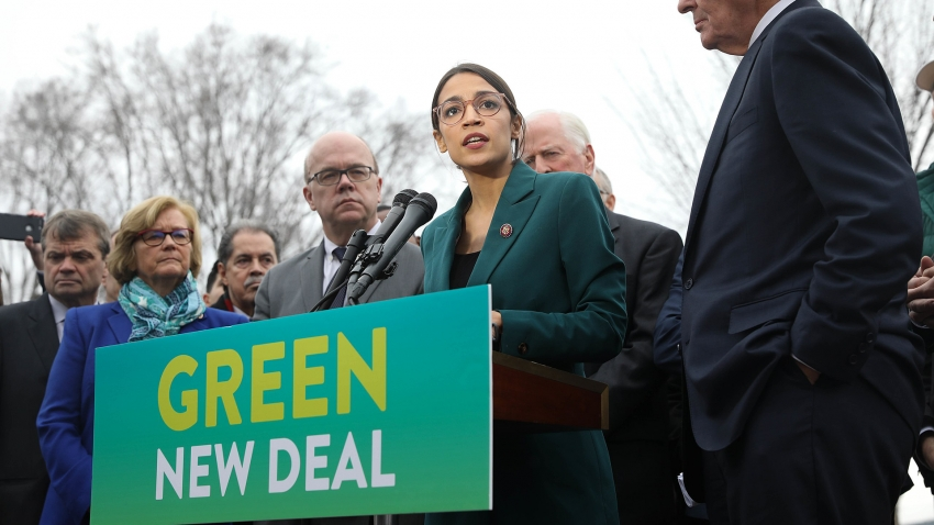 Despegamos: Green New Deal, el cuento rojiverde para otra burbuja liberticida - 05/12/19