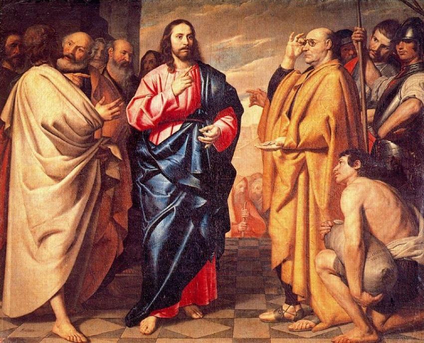 Marcos, un evangelio para los gentiles (XX): 12: 13-44