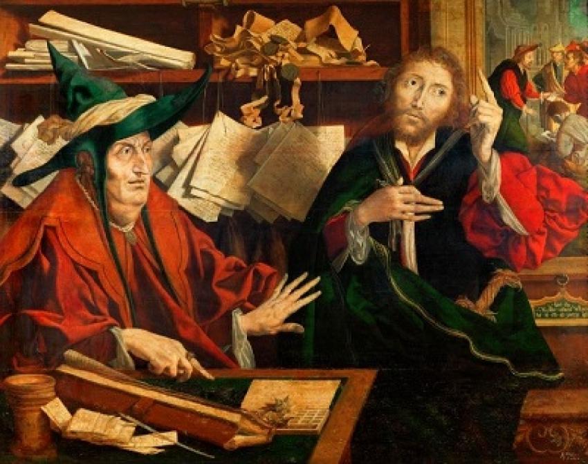 Lucas, un evangelio universal  (XLI): La necesidad de responder con rapidez (16: 1-15)