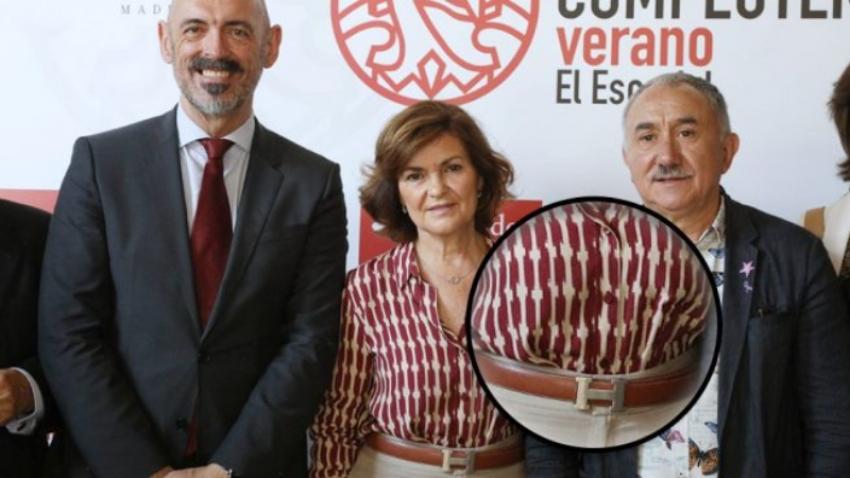 Editorial: El verdadero rostro de Carmen Calvo - 08/07/19