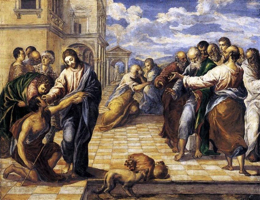 Marcos, un evangelio para los gentiles (XVIII): 10: 35-52