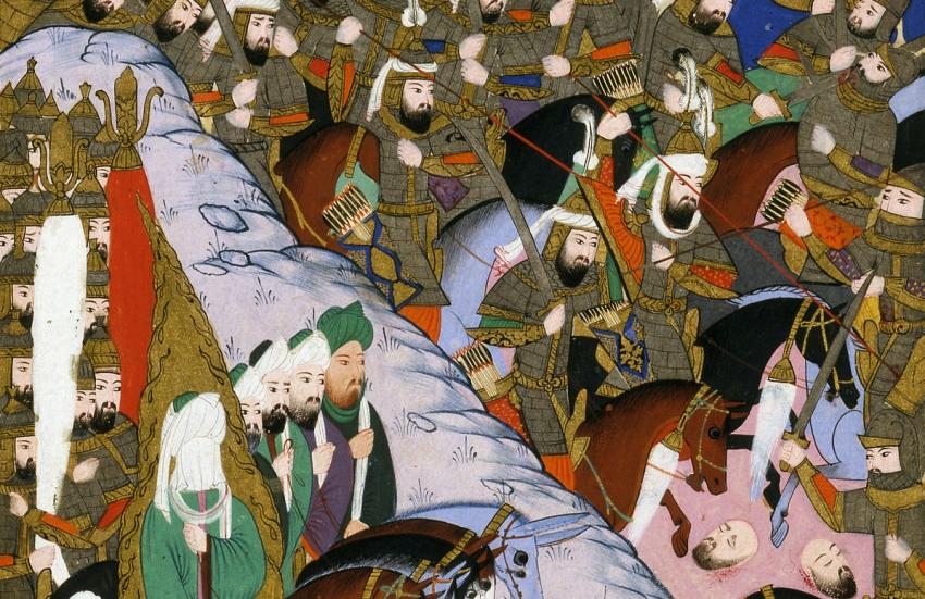 XXXIX.- El camino hacia la victoria (VII): el final de los disidentes (III): El desquite de Uhud