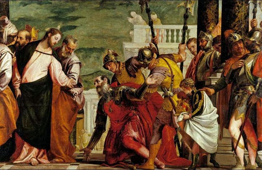 Lucas, un evangelio universal (XVIII): La fe del centurión (7: 1-10)