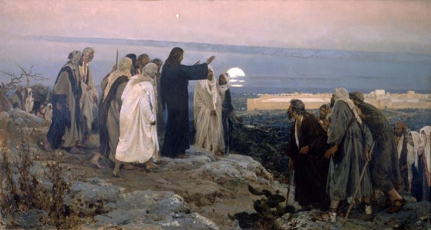 Marcos, un evangelio para los gentiles (XXII): 13: 24-37