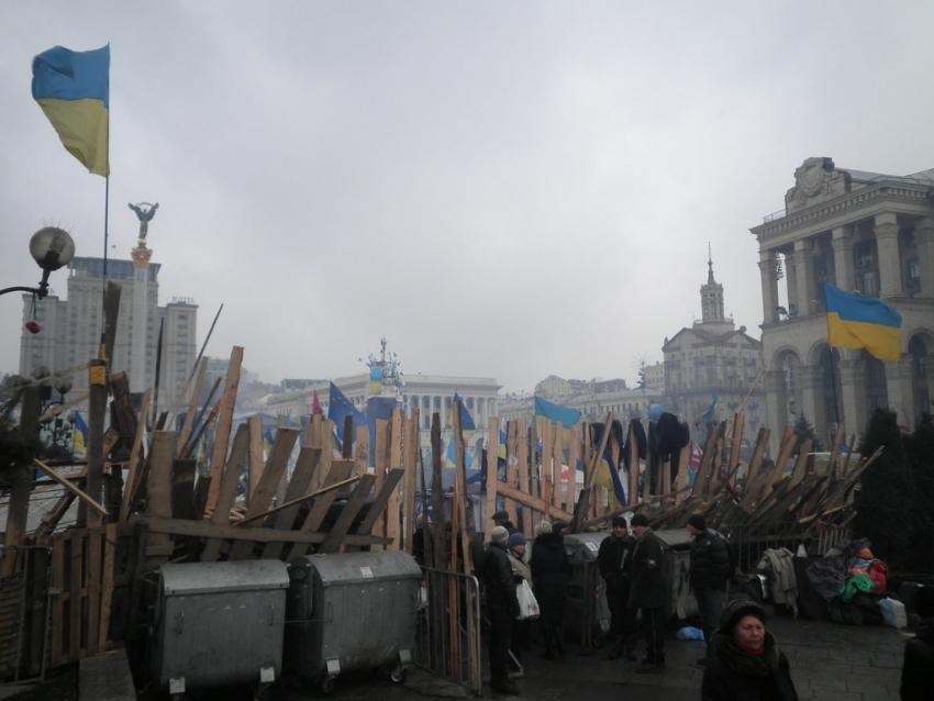 Desastrosa Ucrania