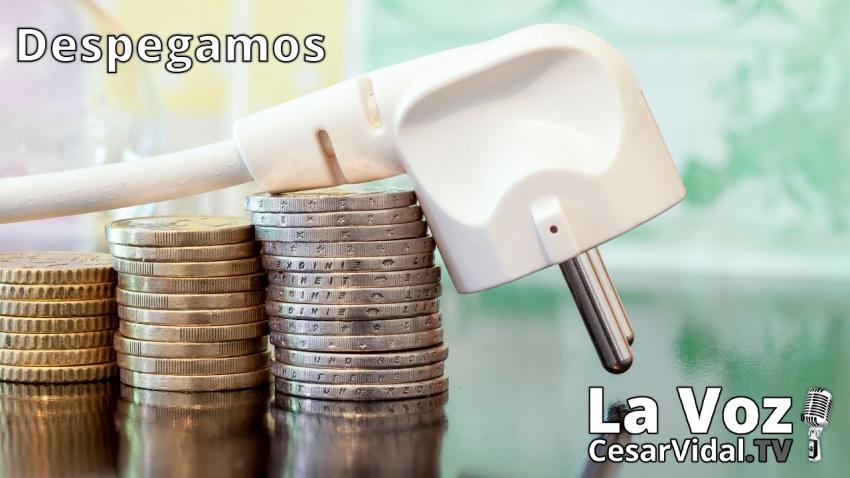 Despegamos: Saqueo del recibo de la luz en España mientras Wall Street se prepara para la caída - 10/05/21