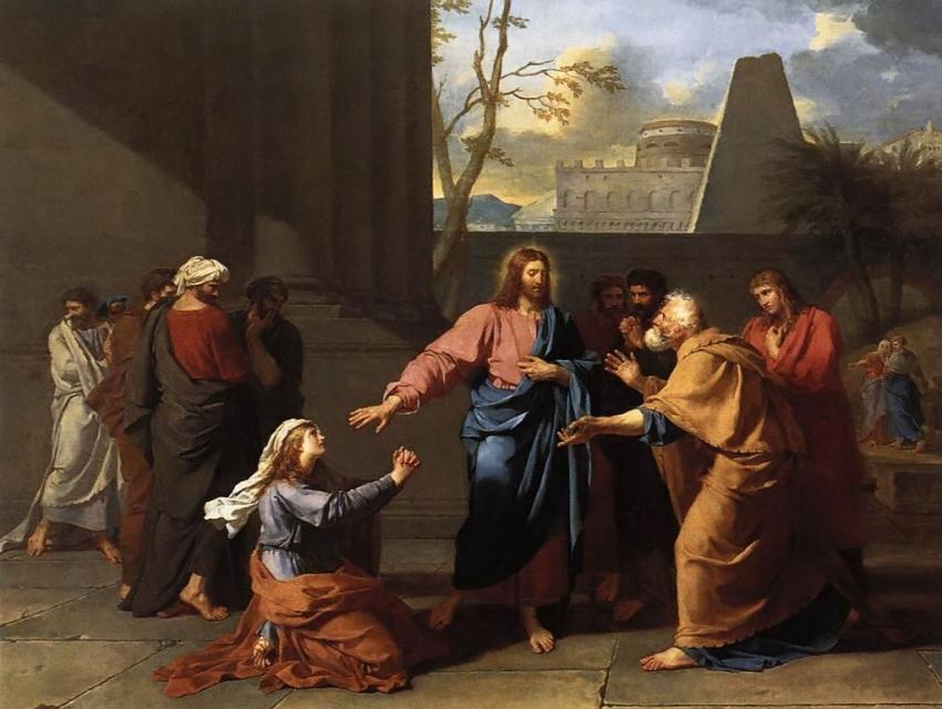 Marcos, un evangelio para los gentiles (II):  1: 16-39