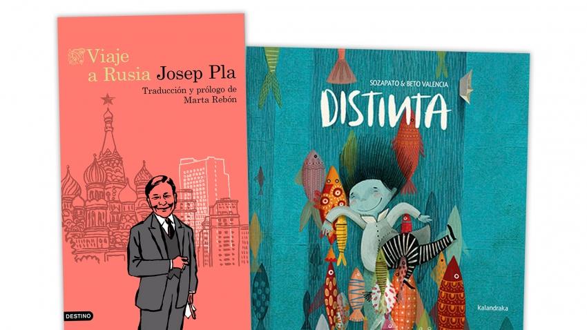 """La Biblioteca: """"Viaje a Rusia"""" y """"Distinta"""" - 20/02/20"""