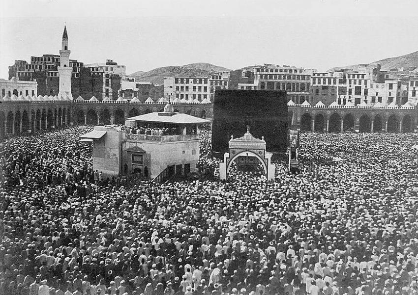 (XLVIII): El regreso a la Meca (I): El sueño de la Meca